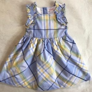Janie and jack dress size 12-18 months